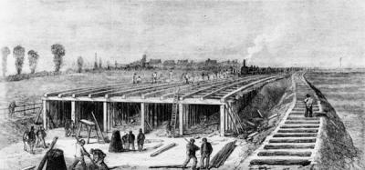 Local history: Northern Outfall Sewer