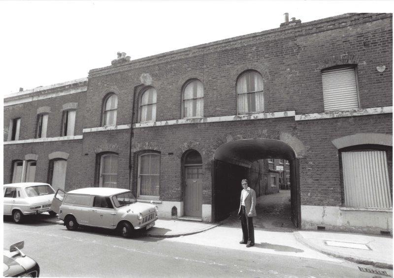 Barnet Grove in 1979